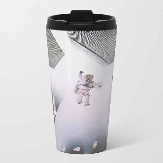 Gravitate Metal Travel Mug