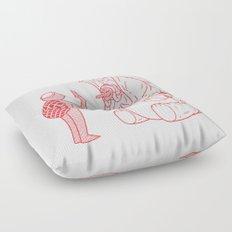 Snap Floor Pillow