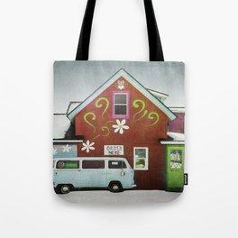 Order Here Tote Bag