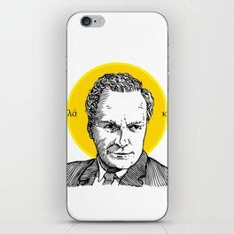 St. Feynman iPhone Skin
