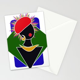 Our Everyday Queen Stationery Cards