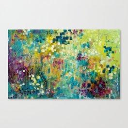 Rays of Joy Canvas Print