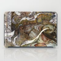 shopping iPad Cases featuring Ants/Shopping  by Andreas Derebucha