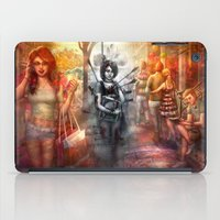 depression iPad Cases featuring Depression by Mitul Mistry