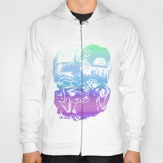 Monkeys in living Color Hoody