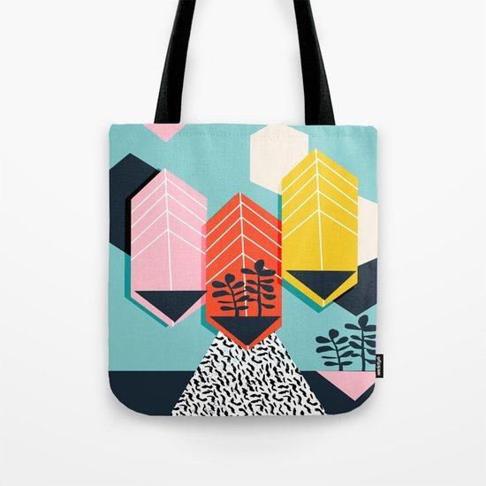 Legit - throwback 80s style memphis neon texture art print pop art dorm college hipster trendy urban Tote Bag