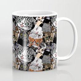 Derp Cats Coffee Mug