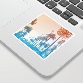 Summer in LA Sticker