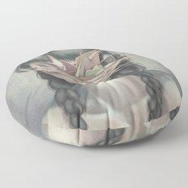Vertices 03 Floor Pillow