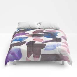27   | 1903019 Watercolour Abstract Painting Comforters