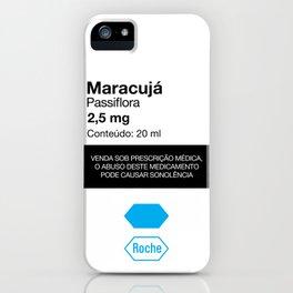 Kitchen Posters - Rivotril/Maracuja iPhone Case