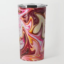 Pomegranate Paradise Travel Mug