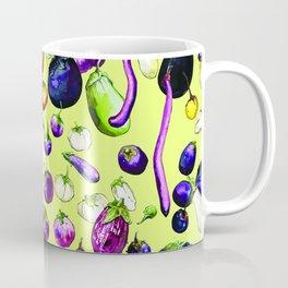 Eggplants of the World  Coffee Mug