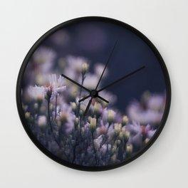Dreamy daisies Wall Clock