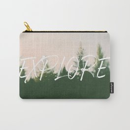 Explore (Pine) Carry-All Pouch