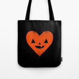 I Heart Halloween Tote Bag
