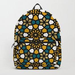 Persian Mosaic – Marigold Palette Backpack