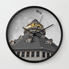 Coronado Tower Wall Clock