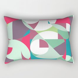 Today's pattern Rectangular Pillow