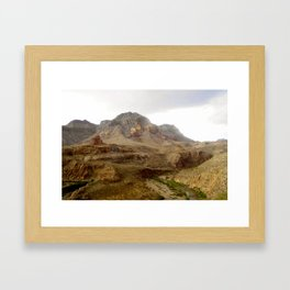 Awe Inspiring Creation Framed Art Print