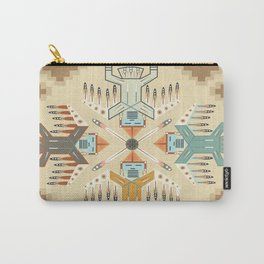 American Native Pattern No. 89 Carry-All Pouch
