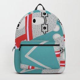 Bear circle Backpack