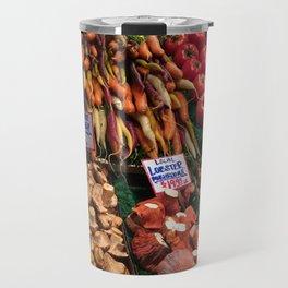 Grocery Shop Much? Travel Mug