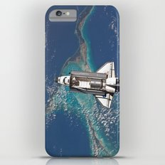 Space Shuttle iPhone 6 Plus Slim Case