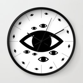 CLAIRVOYANT Wall Clock