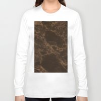 marble Long Sleeve T-shirts featuring Marble by Norms