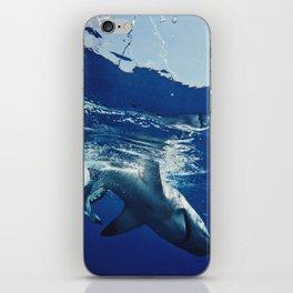 Shark Research iPhone Skin