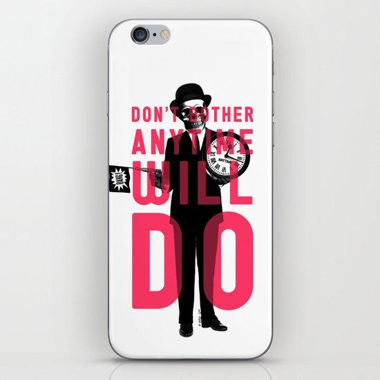 Smart Reaper iPhone & iPod Skin