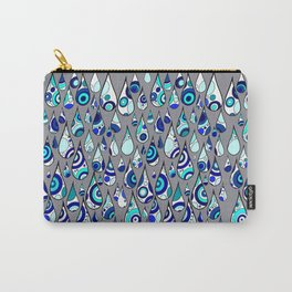 Rain makes me happy Carry-All Pouch