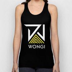 DJ Wongi 2 Unisex Tank Top