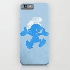 KRAZY BLUE iPhone 6s Slim Case