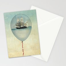 All at Sea  Stationery Cards