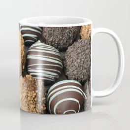 Truffle Chocoholic Fudge Mania Coffee Mug
