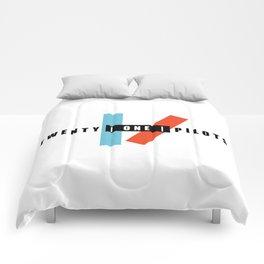 21 pilots metal Comforters