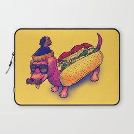 Chicago Dog Laptop Sleeve