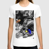 nemo T-shirts featuring Nemo and Dora by Efua Boakye