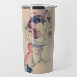 Inked in Place Travel Mug