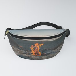 Peaceful Fire Fanny Pack