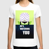 jojo T-shirts featuring Mojo Jojo Propaganda  by ArielPerrenot