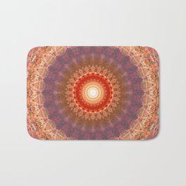 MANDALA NO. 37 Bath Mat