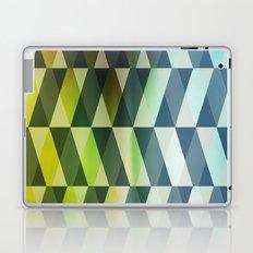 Herring Greens And Blues Laptop & iPad Skin