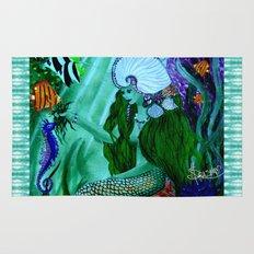 Little Mermaid. Rug