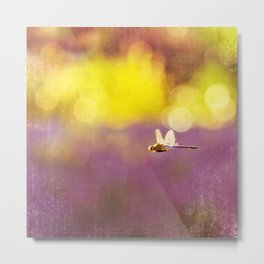 Take Wings and Fly Metal Print