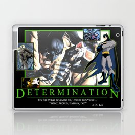 "INK-SPIRATION!: ""Determination"" Laptop & iPad Skin"