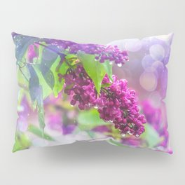 Spring rain Pillow Sham