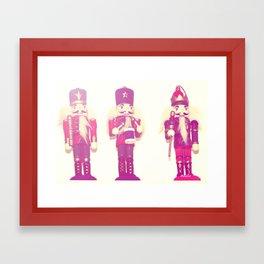 Christmas is here... Framed Art Print